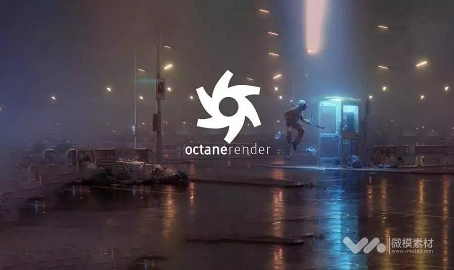 C4D OC渲染器 Octane Render 3.07中文破解版
